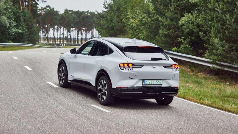 4种续航版本 福特Mustang Mach-E动力信息发布