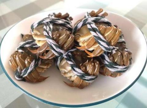 溱湖簖蟹,蟹黄饱满,蟹肉细腻甘甜,你吃过吗?