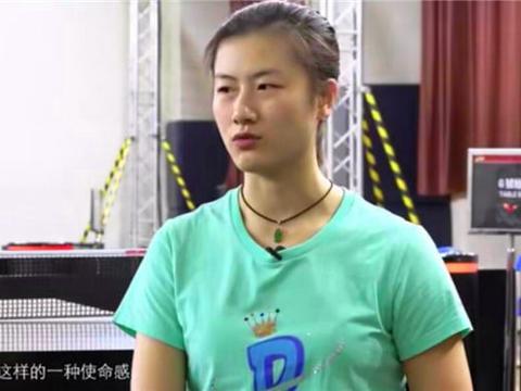 丁宁直言近年成绩下滑原因,谈及退役后打算,蔡振华曾为她指明路