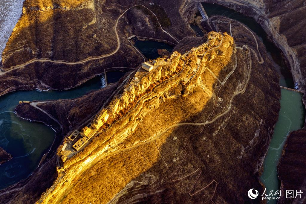 黄河胜景乾坤湾