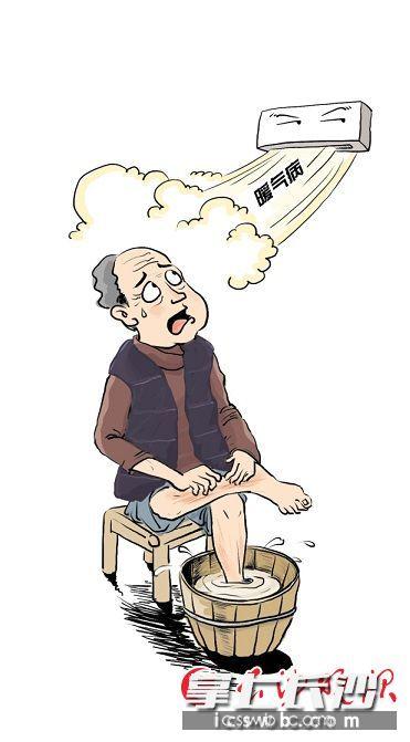 """当心""""暖气病""""!长沙女子24小时泡在热空调里 结果……"""