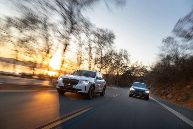 """试驾 BMW iX3纯电动SUV,不止于""""电"""""""