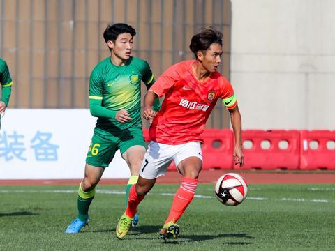 恒大杯U18冠军联赛总决赛落幕,广州恒大不败战绩夺冠