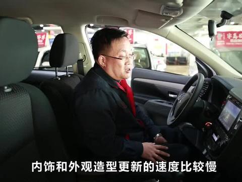 胡老师评测三菱欧蓝德,和其他日系SUV相比它更值得入手