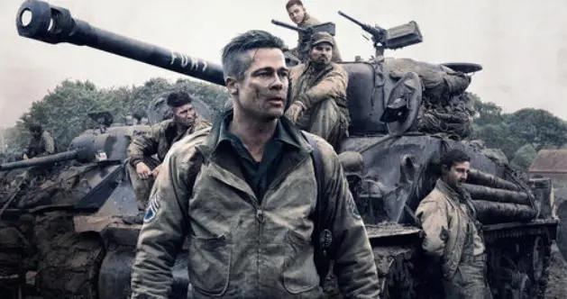 为啥布拉德皮特演得狂怒就是部抗德神剧?德军这么傻早被灭八回了