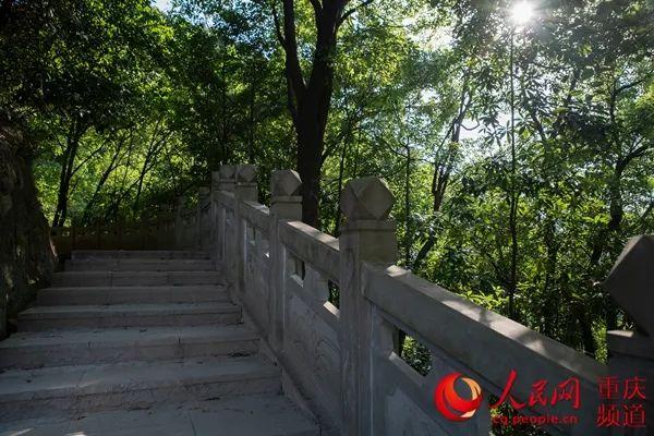 环南山-老君洞步道,明年开放!图片