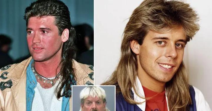 2021年复古发型大行其道,80年代鲻鱼头重新走红