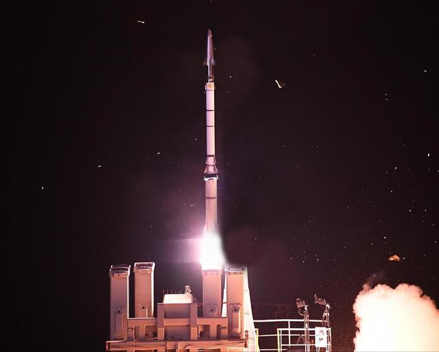 以色列首次测试多层反导系统 铁穹获新能力 第一次击落巡航导弹