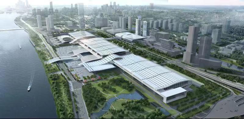 广交会展馆四期项目启动动员会举行,2022秋交会前投入使用