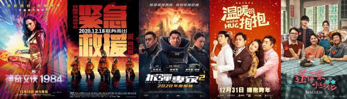 好莱坞大片PK春节档选手 今年200亿票房稳了吗?图片