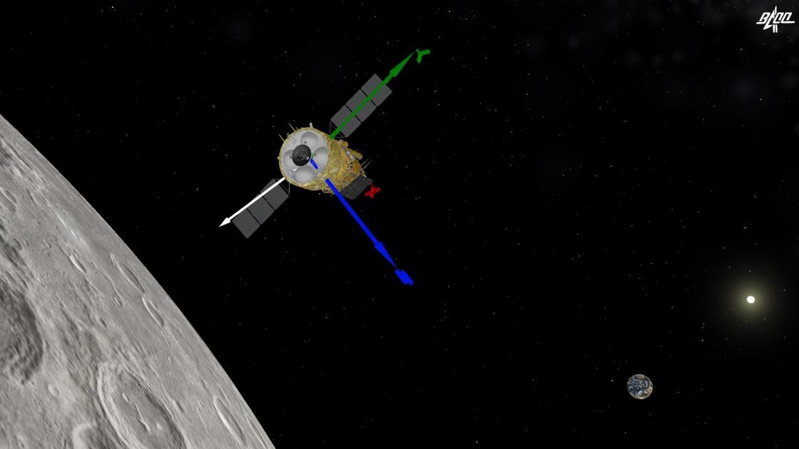 嫦娥揽月:探测器完美落月背后隐藏着什么黑科技?图片