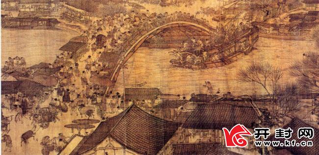 河南国际艺术品保税仓|《清明上河图》各版本赏析