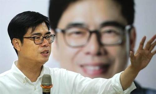 高雄市长陈其迈民调垫底!无力解决民生经济,摆脱不了韩流民意