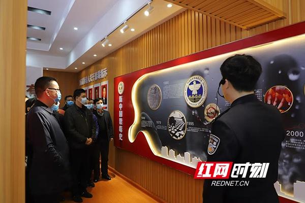 衡阳市市场监管局组织参观公职人员禁毒教育基地