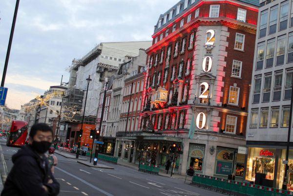 英媒:英国房价11月出现近6年最大同比涨幅