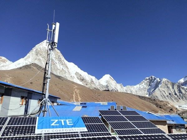 中兴通讯协助Ncell完成珠峰大本营预防性网络维护工作