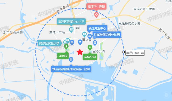 碧桂园、润宇置业5.5亿分食南京高淳两宗商住地