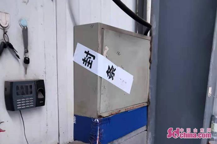 重拳出击 严格执法—济宁市中消防依法查封两处彩钢板建筑