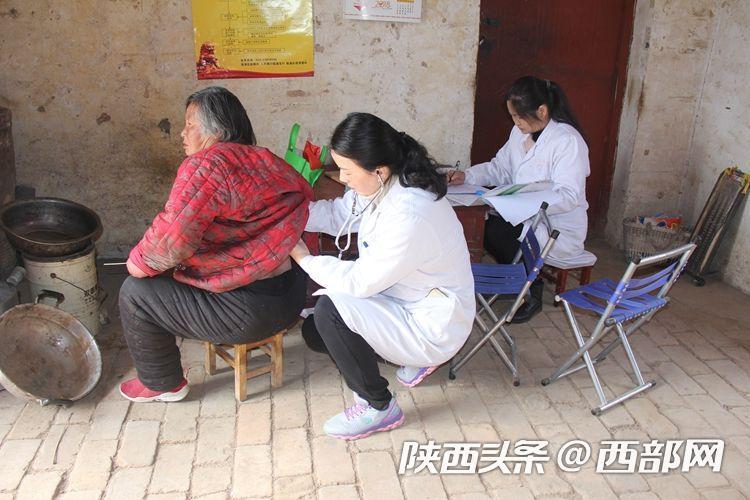 """西安市第八医院:从""""输血""""到""""造血"""" 让贫困群众看病有""""医""""靠"""