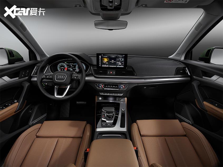 新款奥迪Q5L明年5月上市 配2.0T+12V动力系统