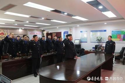 """乐陵市综合行政执法局开展""""宪法宣传周""""主题活动"""