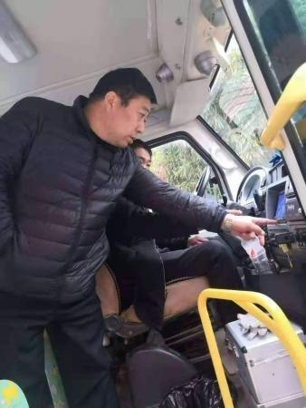 鹤壁市淇滨区:开展校车安全专项整治工作