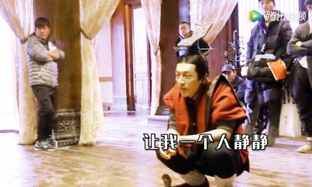 《大秦赋》嬴政旅行青蛙上线,40岁挡不住少女腰,赵姬实力演绎