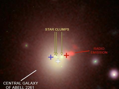质量达太阳1000亿倍的黑洞踪迹全无,它到底遇到了什么?