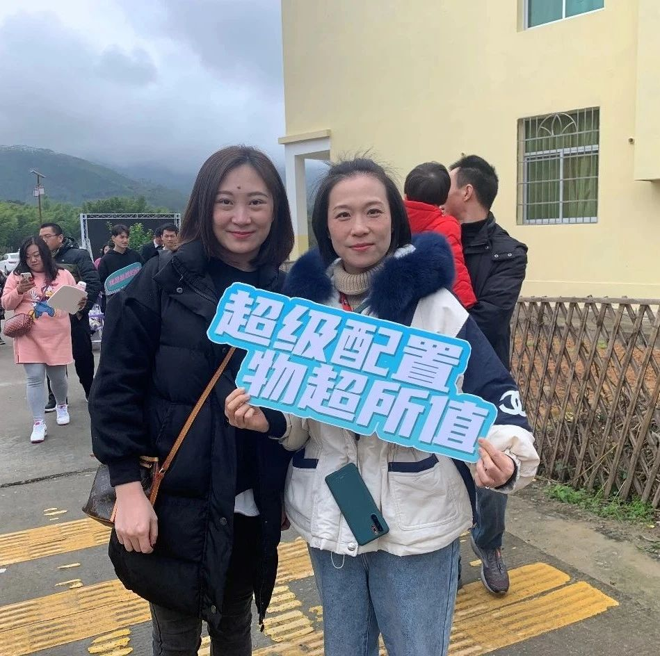 昨天,他们开车奔赴永泰龙湘村