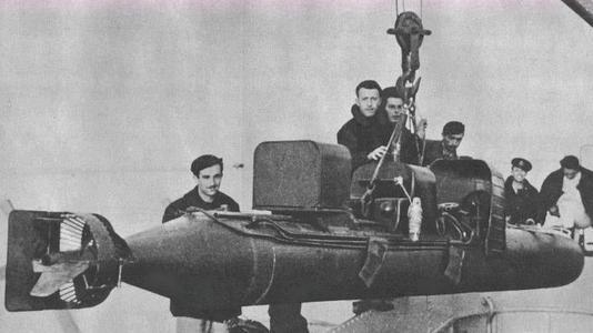 意大利海军:夭折的1030号项目,攻击型核潜艇计划