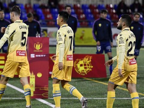 西班牙人VS阿尔梅里亚:2020年最后一场比赛 武磊将首发