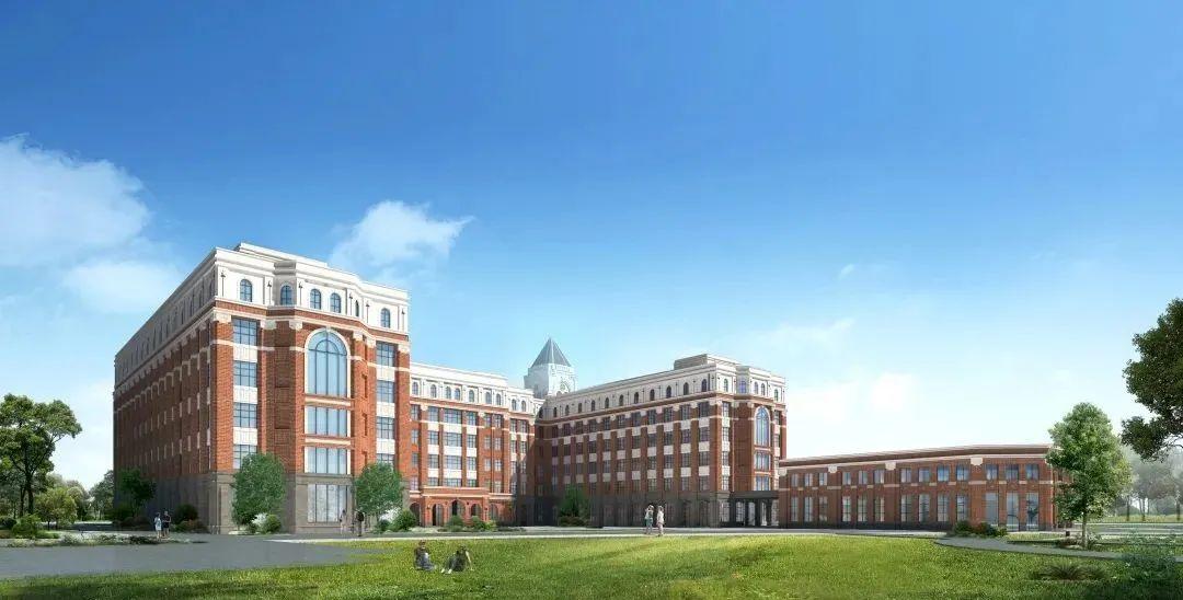 上海一批高校重点项目集中开工 为教育现代化提供