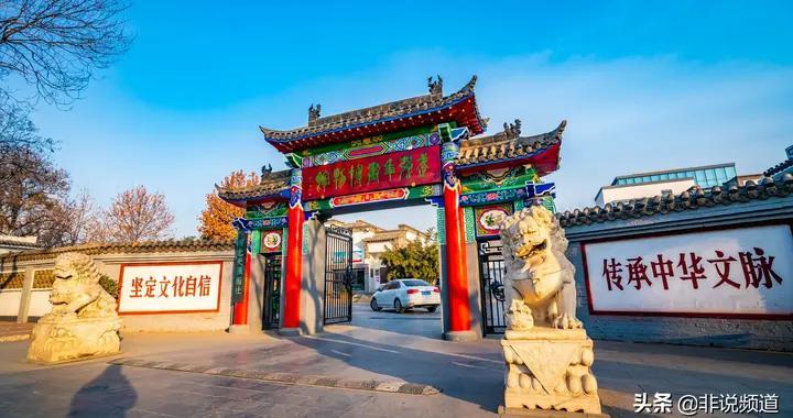 """千年古县,年画之乡,这家博物馆美轮美奂,堪称""""民族艺术敦煌"""""""