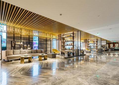 新中式风格的云和夜泊酒店设计分享