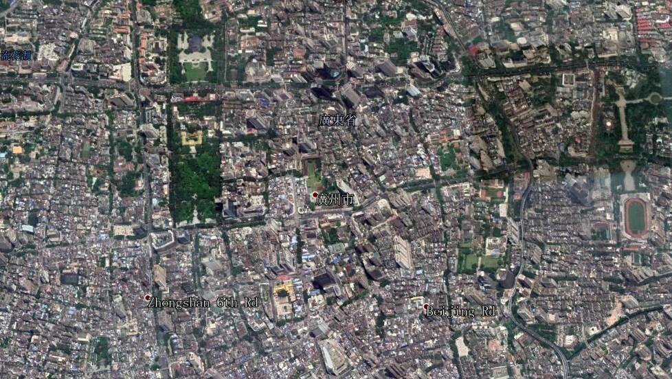 广州人口密度_广州这个区,人口密度比曼哈顿还高