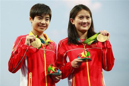 跳水冠军陈若琳,曾公开示爱胡歌,现成国际跳水裁判,至今仍单身