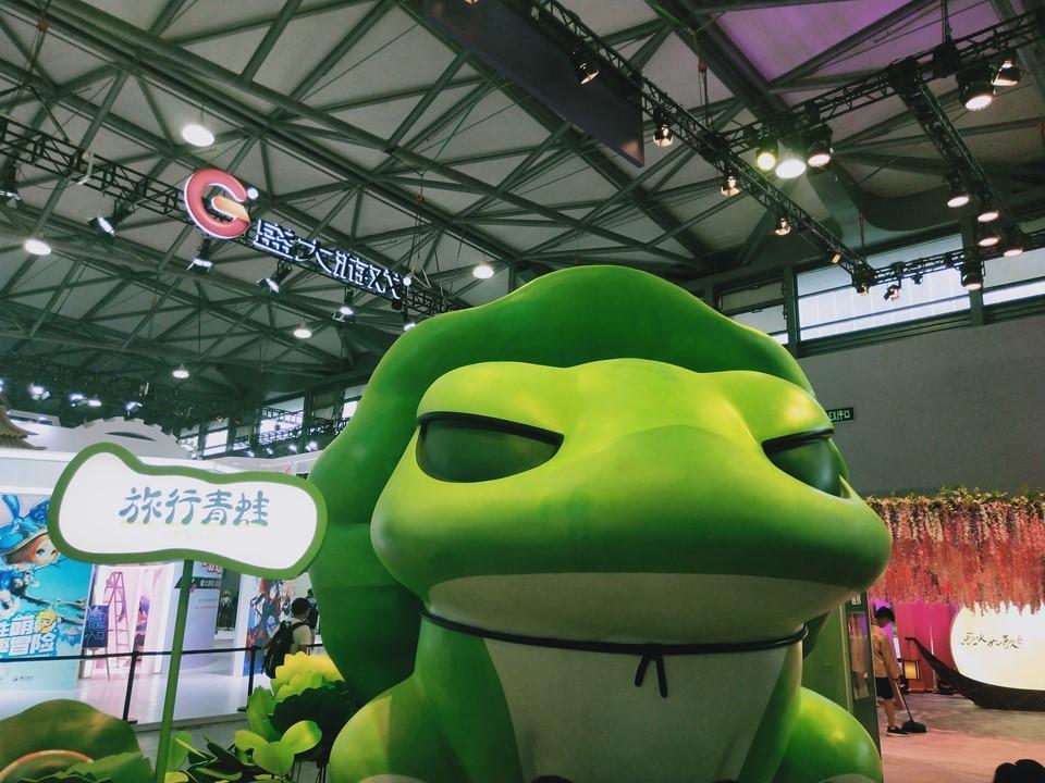 5天316万下载,在《旅行青蛙:中国之旅》上,阿里只想赚个口碑?