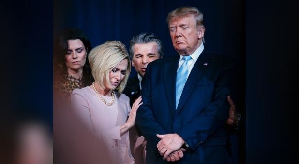 特朗普宗教信仰顾问确诊,上周曾参加白宫圣诞派对