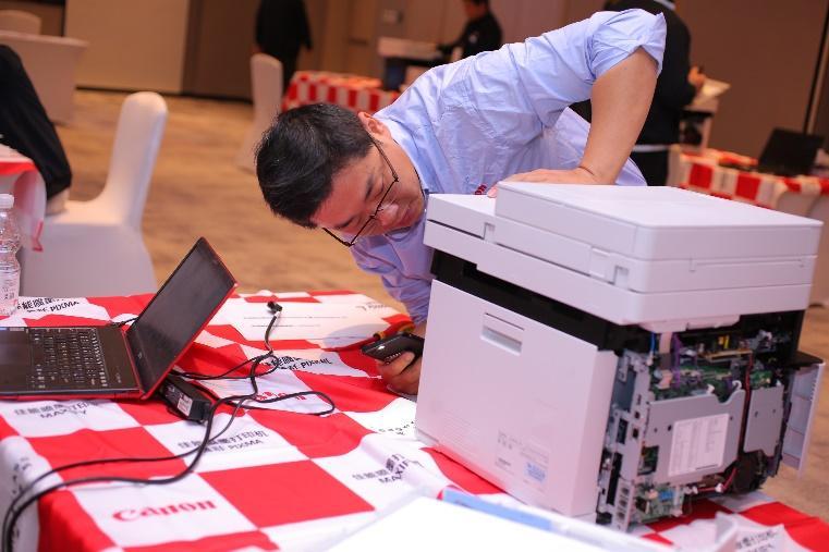 佳能打印机维修服务再升级 消费端到售后服务端无缝衔接