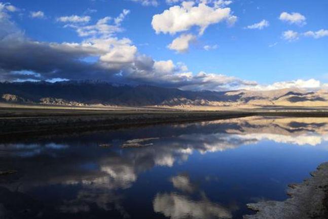青海:超小众的景点,可媲美茶卡盐湖,被誉为新的天空之镜