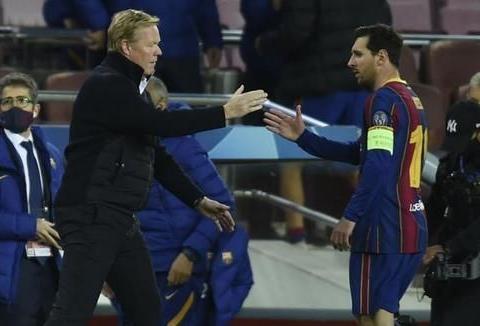 梅西与高薪队友的配合率降低,阿达尼认为伊利契奇能适应科曼体系