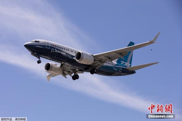 禁飞令解除后 波音737MAX客机迎来美国首笔订单