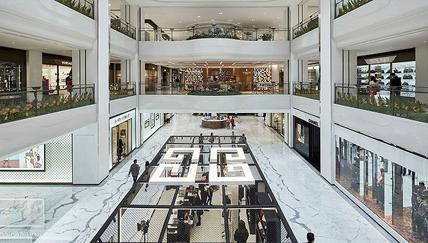 中国最赚钱商场北京SKP刷新纪录,全年销售额将达175亿元