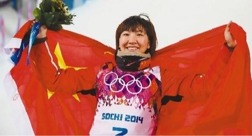 因空中技巧而盛 10枚奥运奖牌不是终点