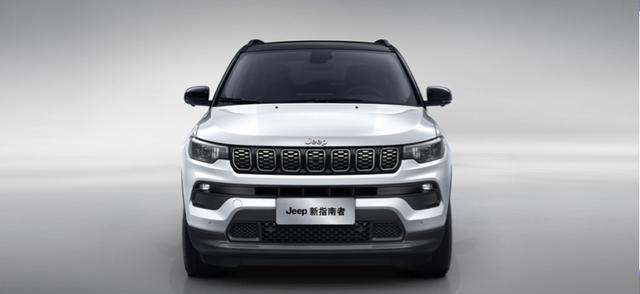新车解析|Jeep新指南者有哪些看点?