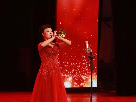 扬帆·超越——忻州师范学院音乐系教师专业汇报音乐会隆重举行