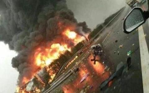 美国巴尔的摩一大楼爆炸致21人伤