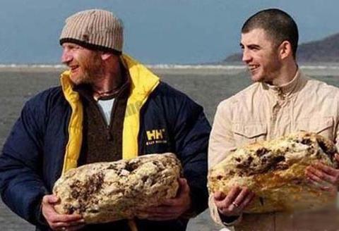两名男子海边捡到奇怪石头,散发阵阵异香,鉴定后令他彻夜失眠!