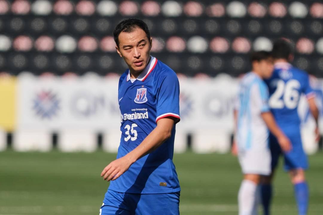冯潇霆千字长文,感慨自己2020的足球生活