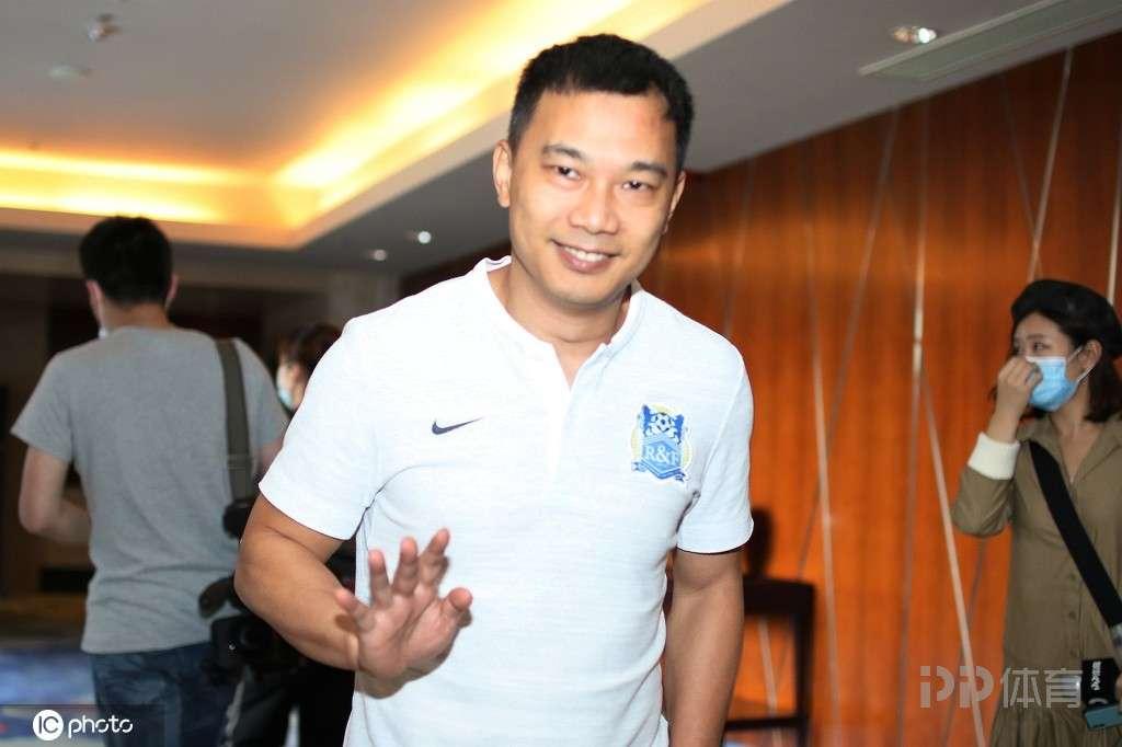 黄盛华走马上任执掌职业联盟 三级联赛归职业联盟负责